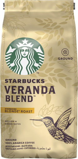 Изображение Кофе STARBUCKS Blonde Espresso Roast натур жар зерно м/у